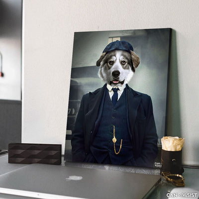 Woofie Blinders Pet Canvas