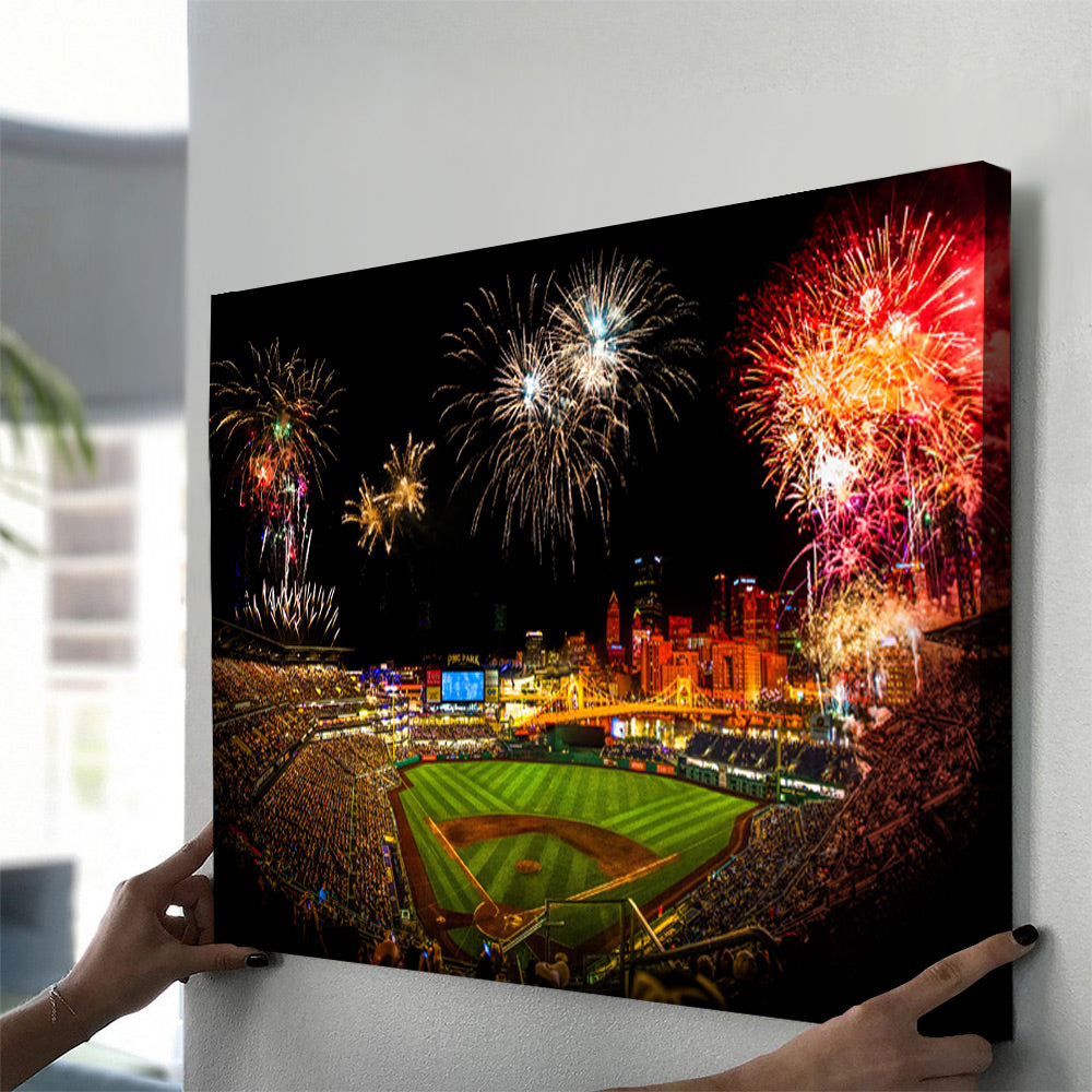 The Buccos Stadium Canvas Set