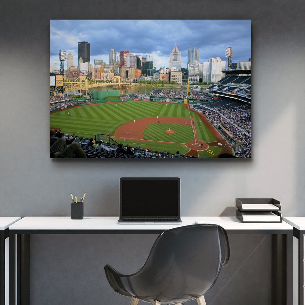The Buccos Stadium 2 Canvas Set
