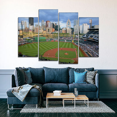 The Buccos Stadium 2 Canvas Set - Canvasist