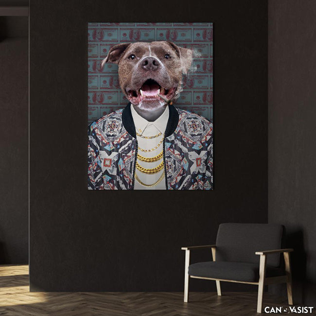 Rappur Pet Canvas