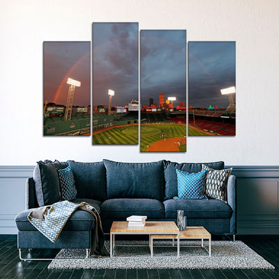 The BoSox Stadium 2 Canvas Set - Canvasist