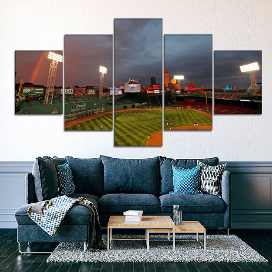 Boston Red Sox 2 Canvas Set - Canvasist