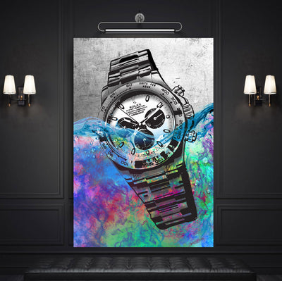 Splash of time - Canvasist