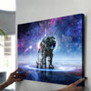 Edge of Space Canvas Set - Canvasist