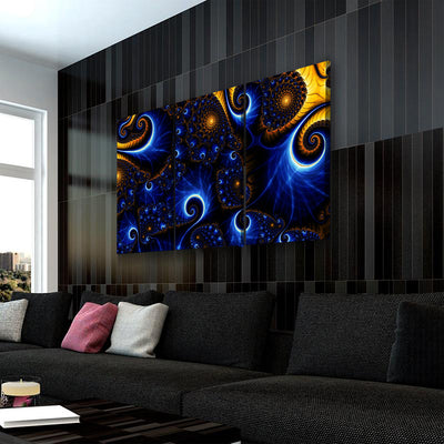Multidimensional Pathway Canvas Set - Canvasist