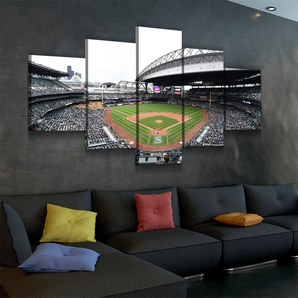 The M's Canvas Set