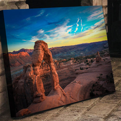 Secluded Getaway  Canvas Set - Canvasist