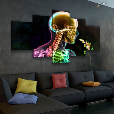 THD X-Ray Canvas Set - Canvasist