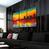 Sunset Painting Canvas Set - Canvasist