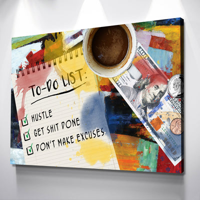 To-do list - Canvasist