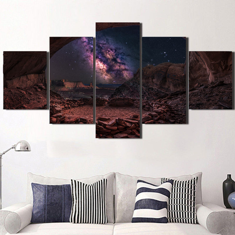Traveller's Den Canvas Set - Canvasist