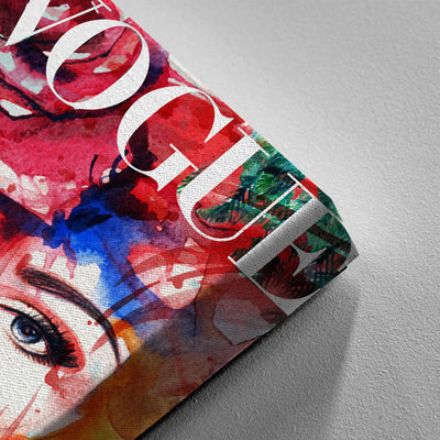 The Fashion Bible Art - Canvasist