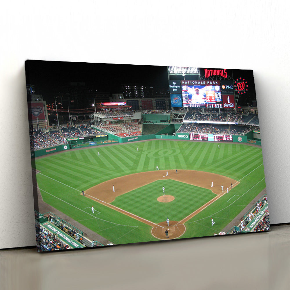 The Nats: Home Stadium 2 Canvas Set
