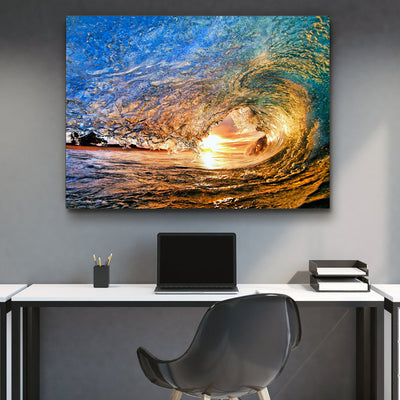 Waves Canvas Set - Canvasist
