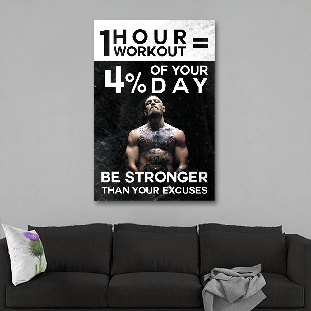 Be Stronger Than You Think - Canvasist