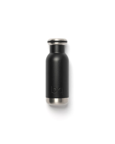 300ml black bq bottle for every hydration