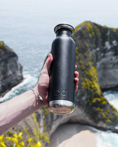 bq bottle 450ml | 15oz Black