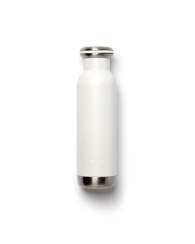 bq bottle 450ml | 15oz White