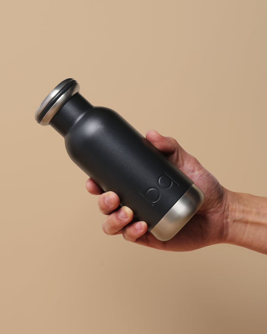 bq bottle 300ml | 10oz Black
