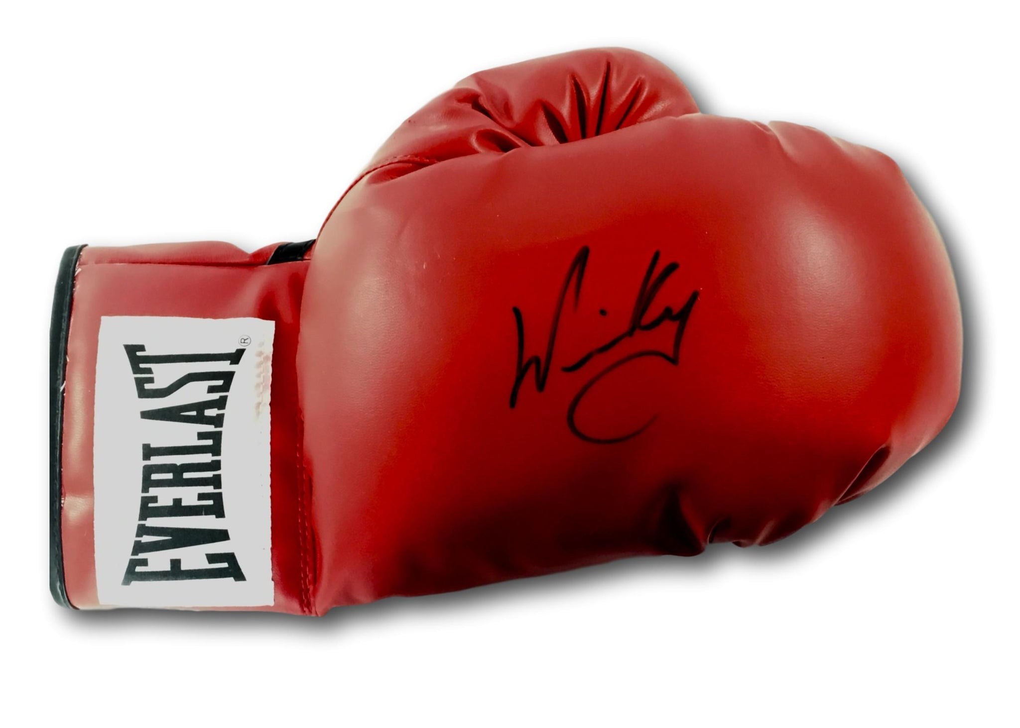 WINKY WRIGHT SIGNED BOXING GLOVE