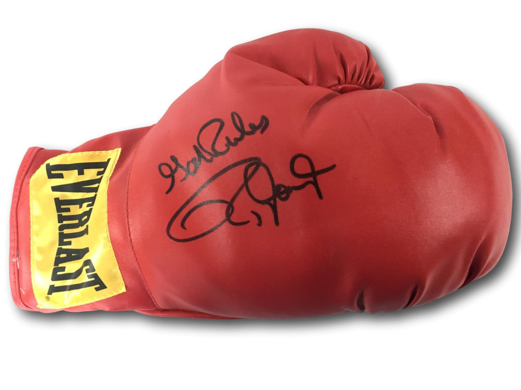 ROY JONES JR. SIGNED AND INSCRIBED