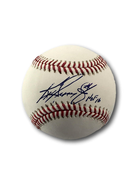 KEN GRIFFEY JR. AUTOGRAPHED BASEBALL SEATTLE MARINERS