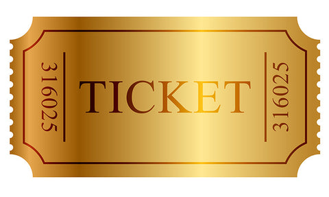 GOLD TICKET (INDIVIDUAL)
