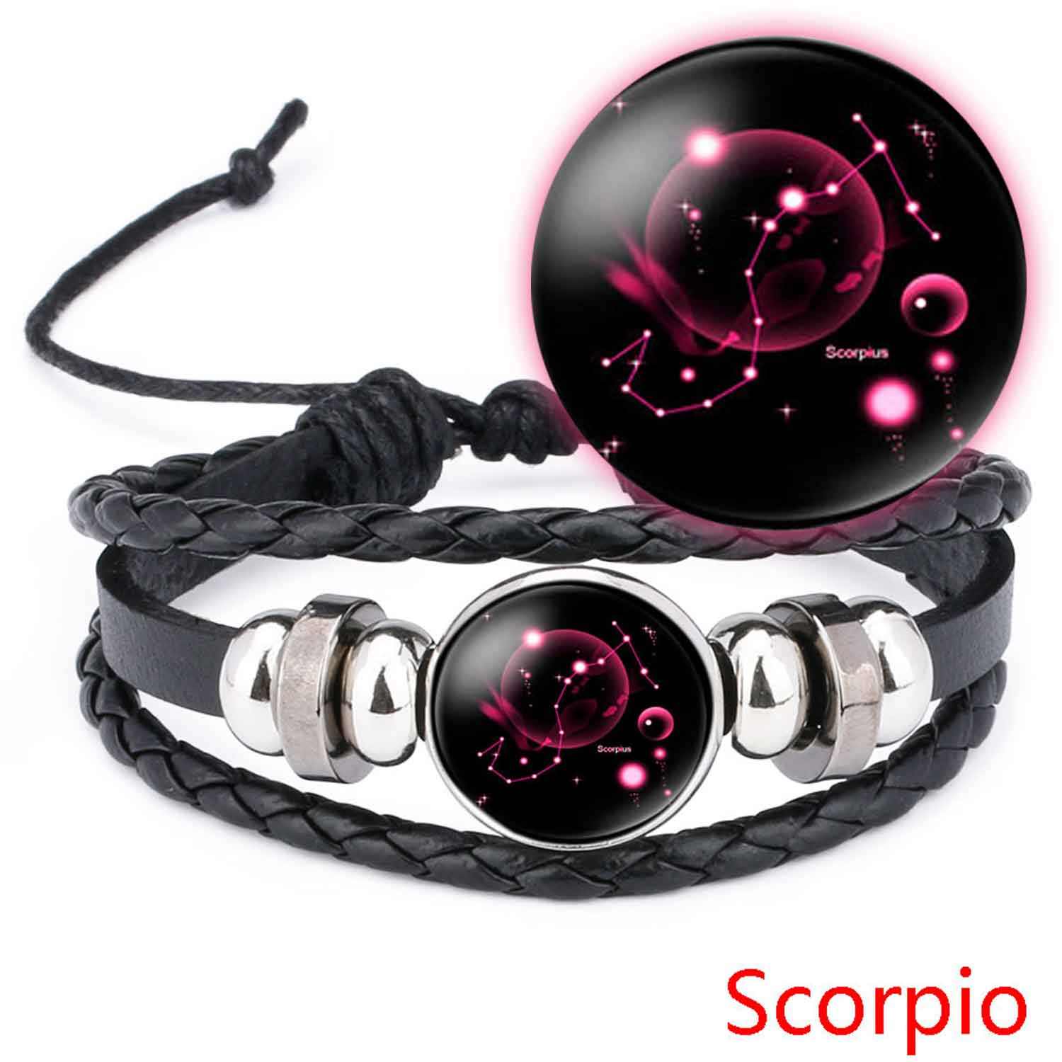 The Fiery Red Scorpio Bracelet - GearBody