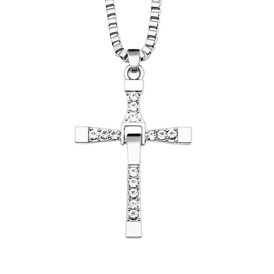 Cross Pendant Necklace - GearBody