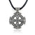 Cross Viking Shield Pendant Necklace - GearBody