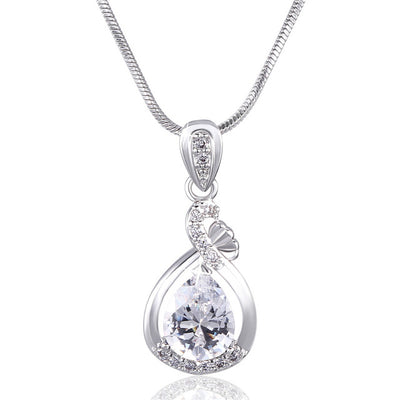Drops of Water Pendant Necklace - GearBody