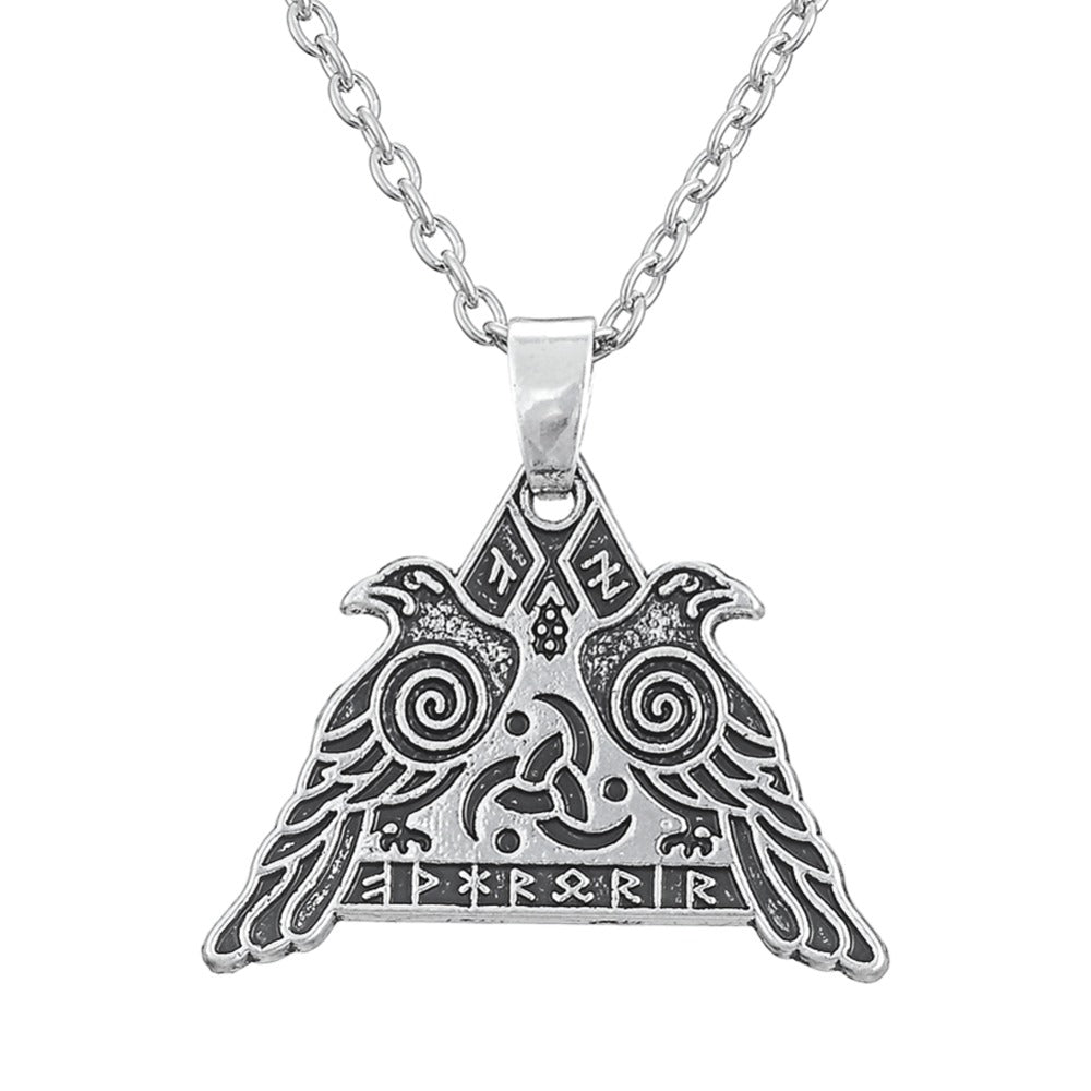 Viking Warrior Necklace - GearBody