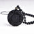 Natural Obsidian Good Fortune Pendant Necklace - GearBody