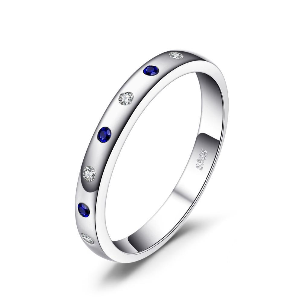 September Sapphire Blue Ring - GearBody
