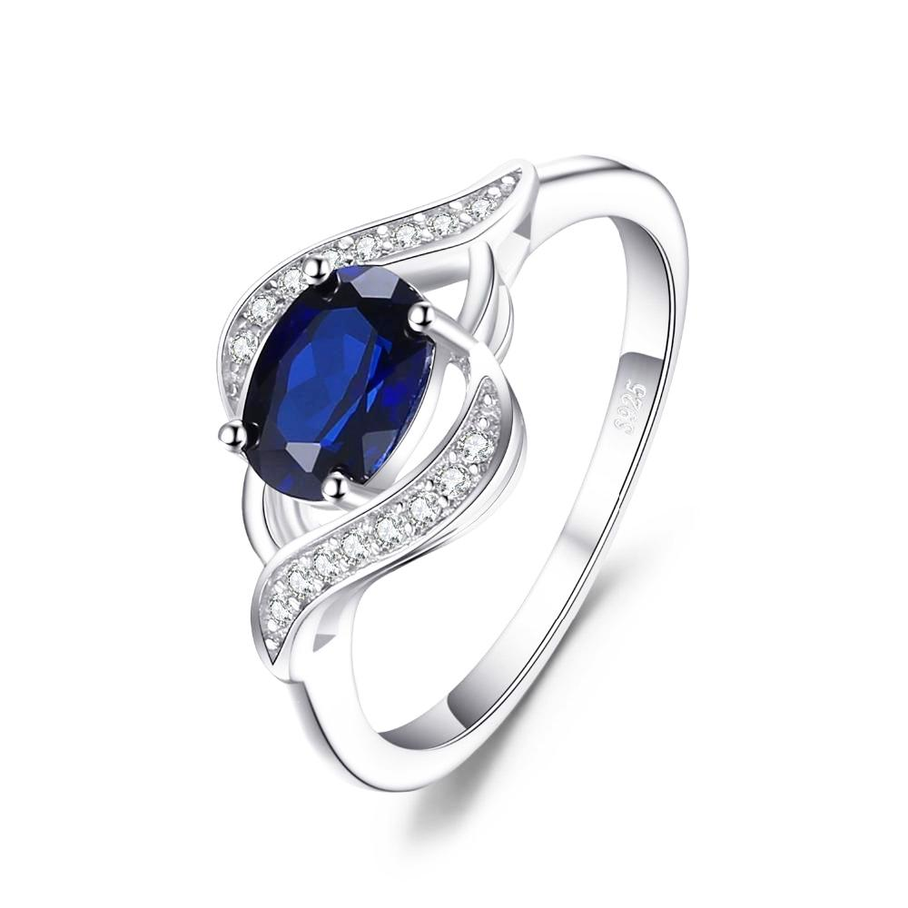 September Sapphire Blue Statement Ring - GearBody