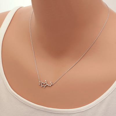 12 Constellation Pendant Necklaces - GearBody