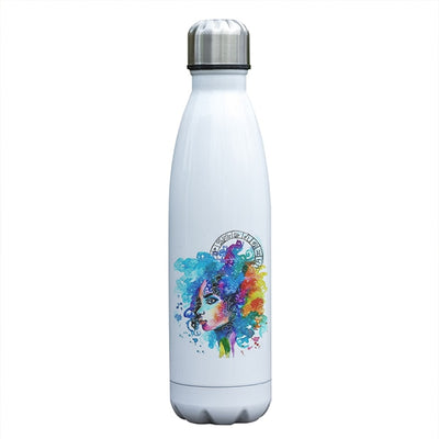 Leo Zodiac Printed Vacuum Thermos Bottle - GearBody