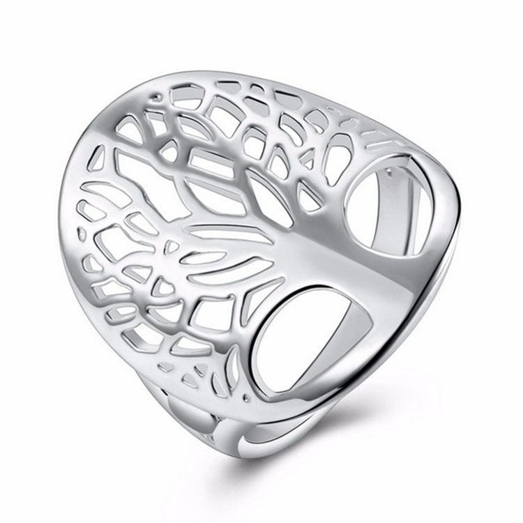 Silver Tree Of Life Ring - GearBody