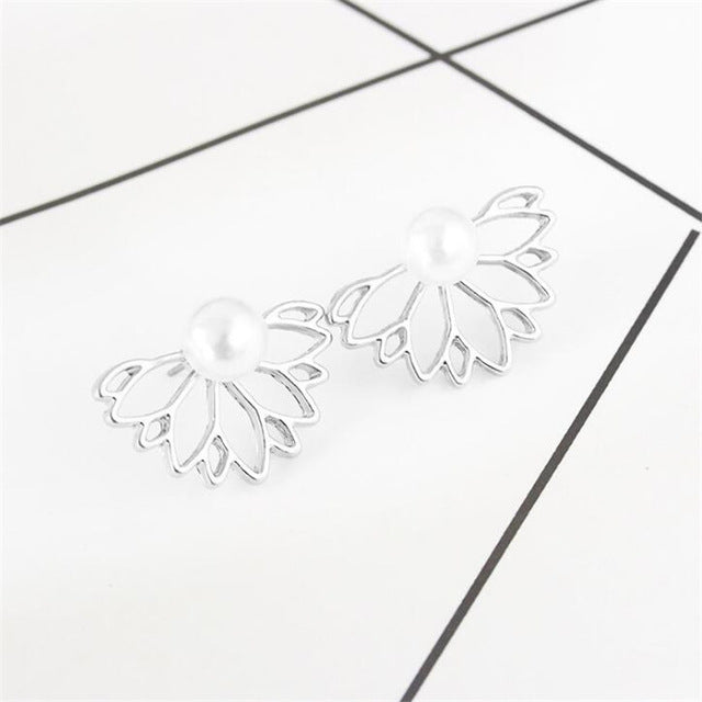 Breathtaking Lotus Flower Earrings - Perfect For Any Occasion - GearBody