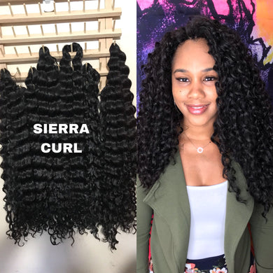 Sierra Curl Package