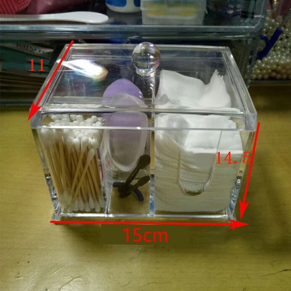 Acrylic Holder for Facial Care products
