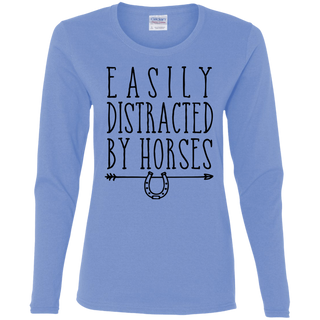 #C.009. Easily Distracted By Horses