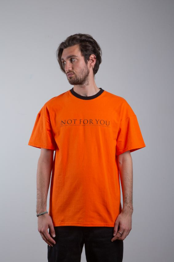 Not For You Print Tee