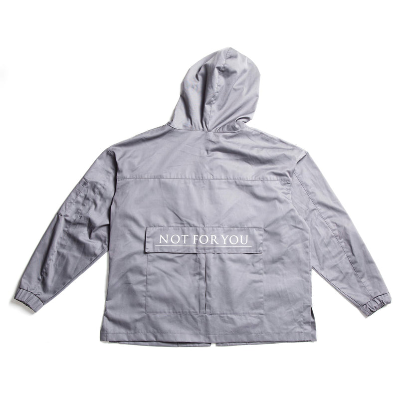 Hooded Anorak Jacket