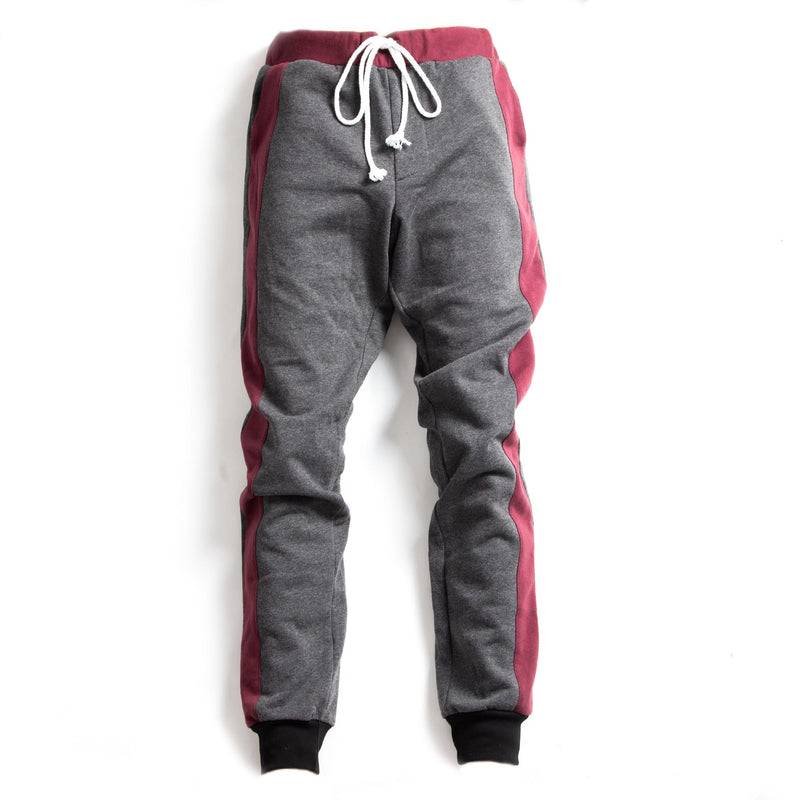 Track Pants with Panels
