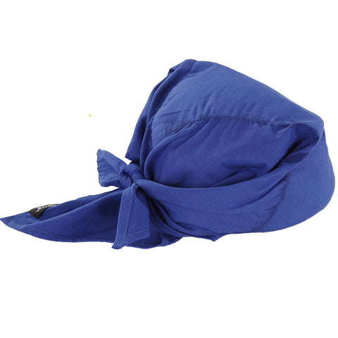 4fbb7b0c Evaporative Cooling Triangle Hat with Cooling Towel 6710CT