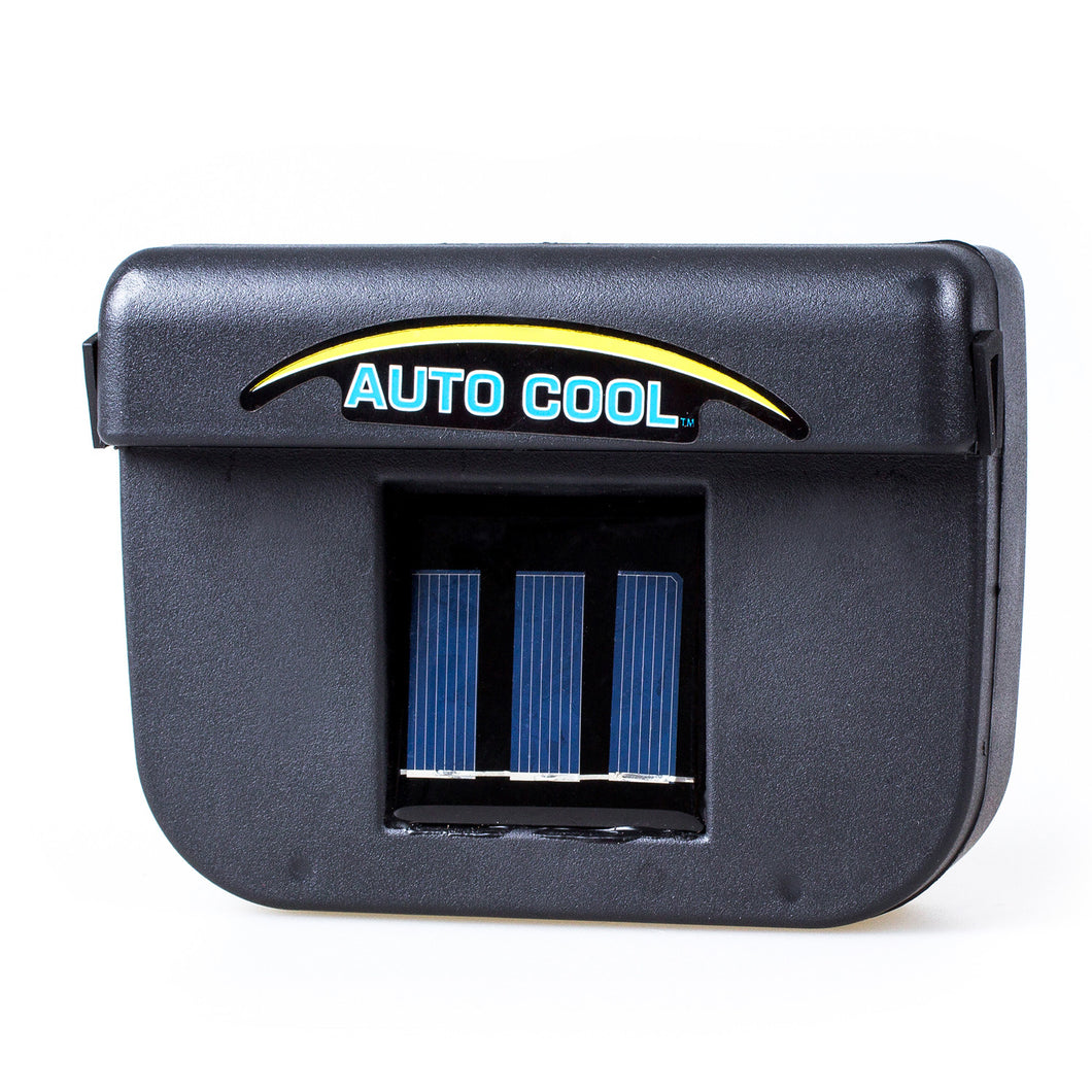1W Solar Powered Window Fan For Car Vehicle (Baby Car Accessories) - Einstein kids