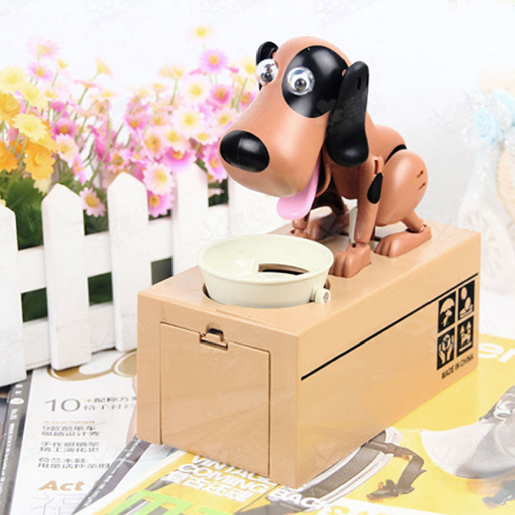 #1 Selling Funny Greedy Dog Money Box [Limited Edition- General]