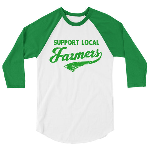 support local farmers shirt